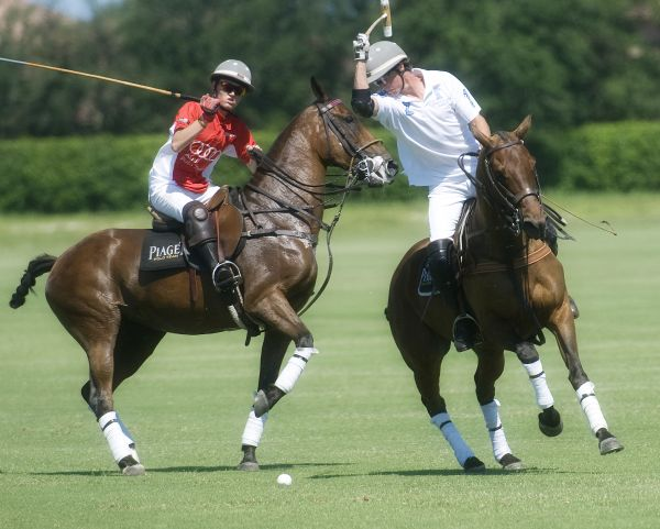 Grand Champions Polo Club's Next Generation Of Players