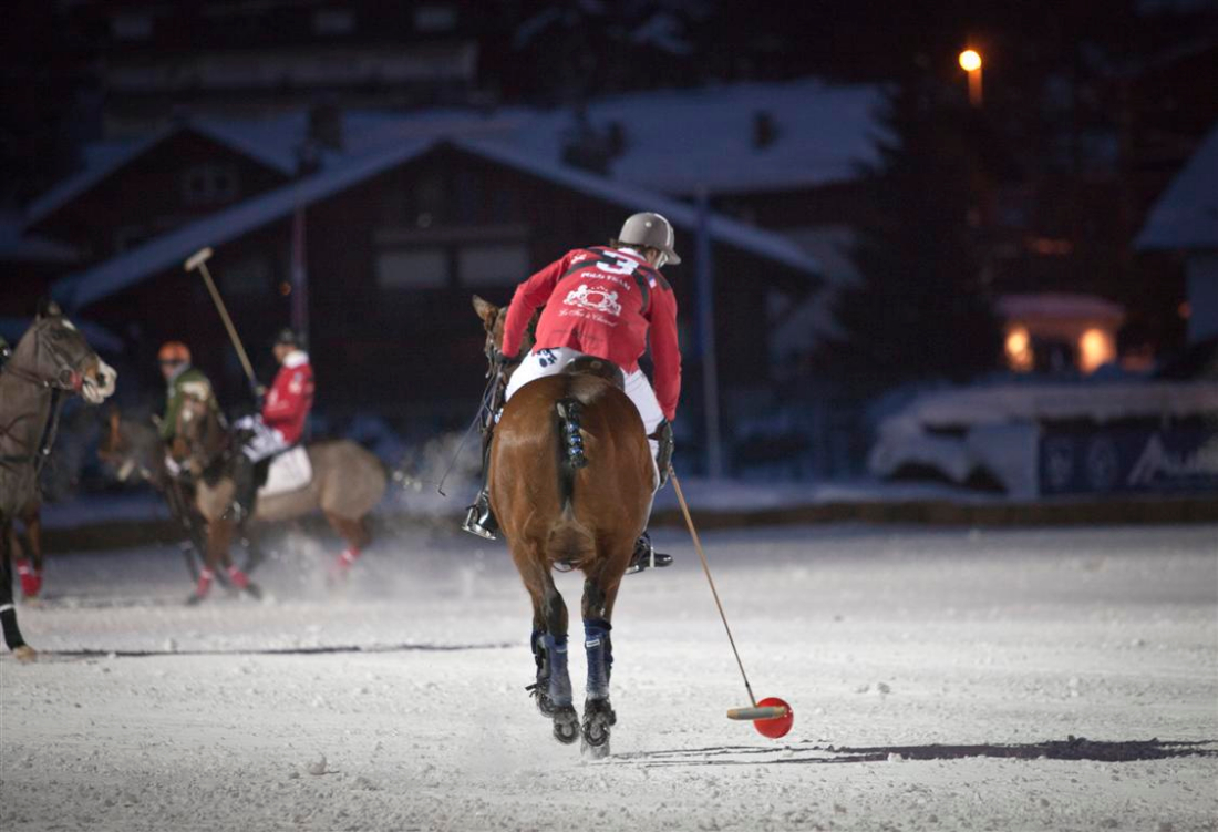 The 18th edition of the Megève BMW Polo Masters – 24th to 27th January 2013 3-Samedi 26 Janvier @Morgane Delfosse