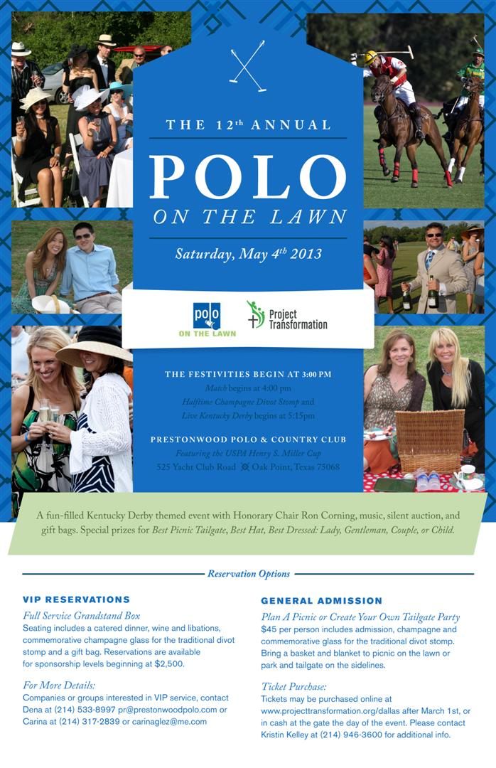 Polo on the Lawn 2013