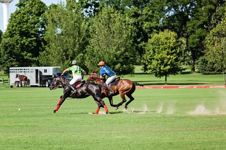 Oak Brook Polo Club Team Roster for 2017 Season