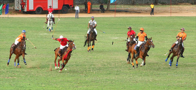 ARMY COMMANDERS' POLO CUP 2018 concludes