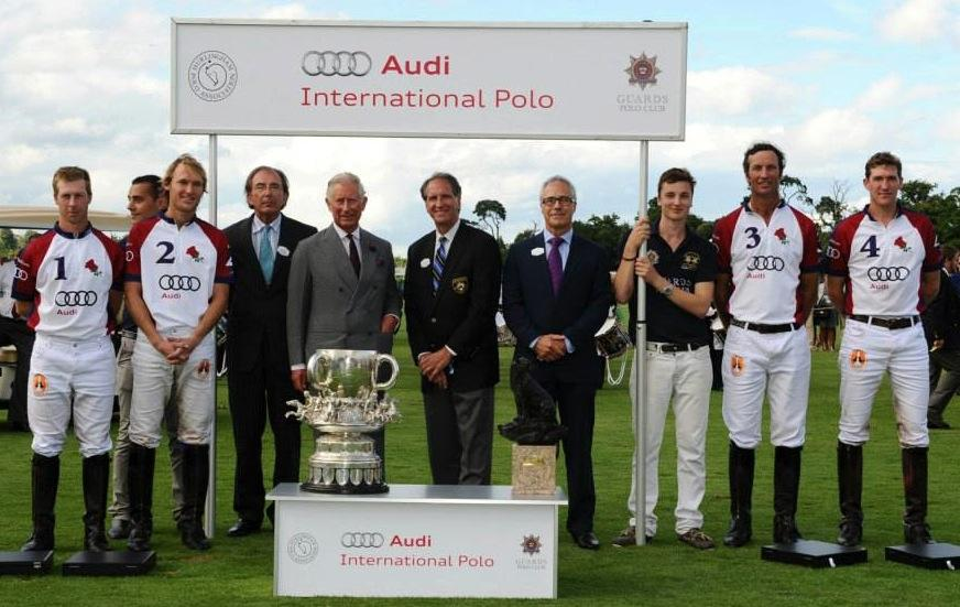 Inside Polo - England Keeps the Cup