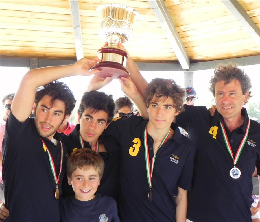 Argentario Polo Club Team Italian Champions 2012