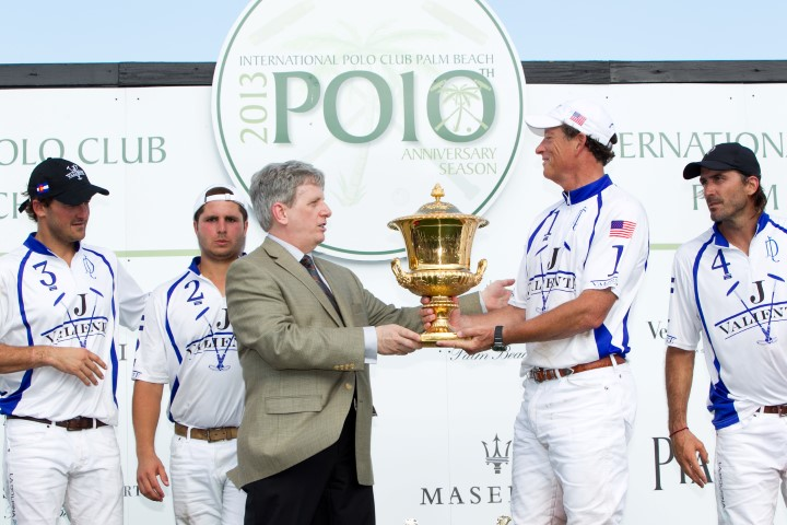 Polo's corporate sponsors