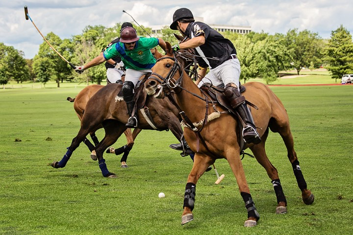 "Oak Brook Polo Club Presents ""International Polo Series""  Featuring Teams from Jamaica, India and Great Britain"