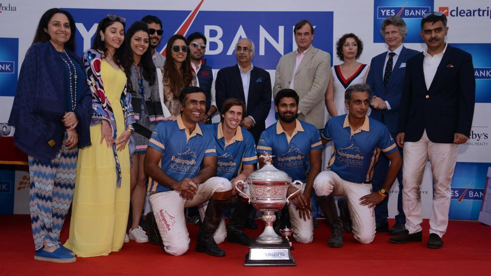 Indian Masters Polo Final